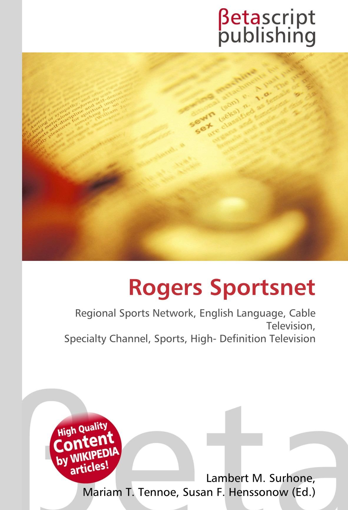 Rogers Sportsnet: Regional Sports Network, English Language, Cable ...