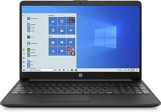 HP 15 Intel Pentium Gold 6405U Processor Entry Level 15.6-inch FHD Laptop (4GB/1TB/Win 10/Jet Black)