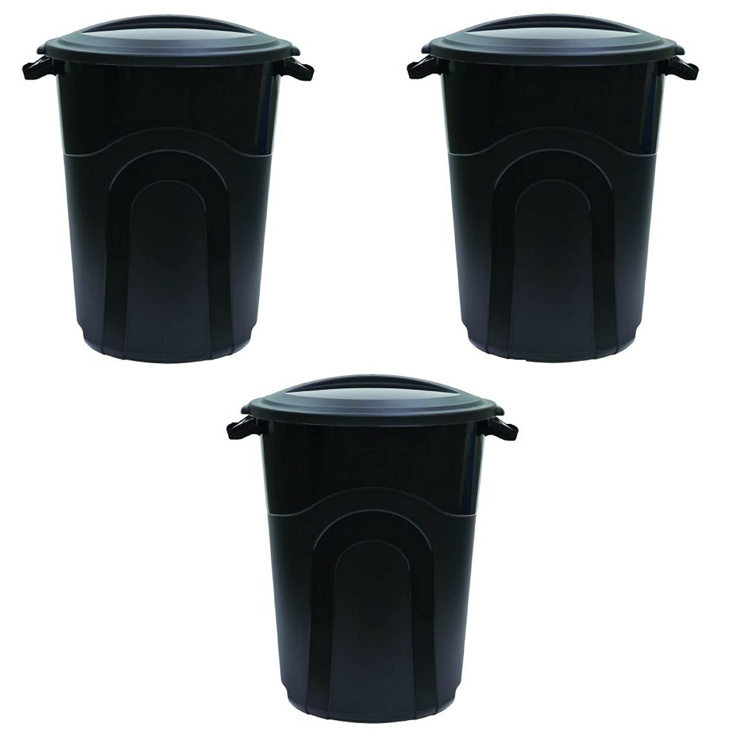 Amazon.com: United Solutions TI0033 Highboy Recycling Container In ...