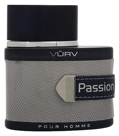 bff5b806a Passion By Vurv For Men- Eau de Parfum, 100ml: Amazon.ae