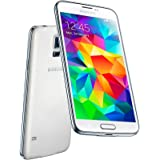Samsung Galaxy S5 Mini G800H  Unlocked Cellphone, International Version, 16GB, White
