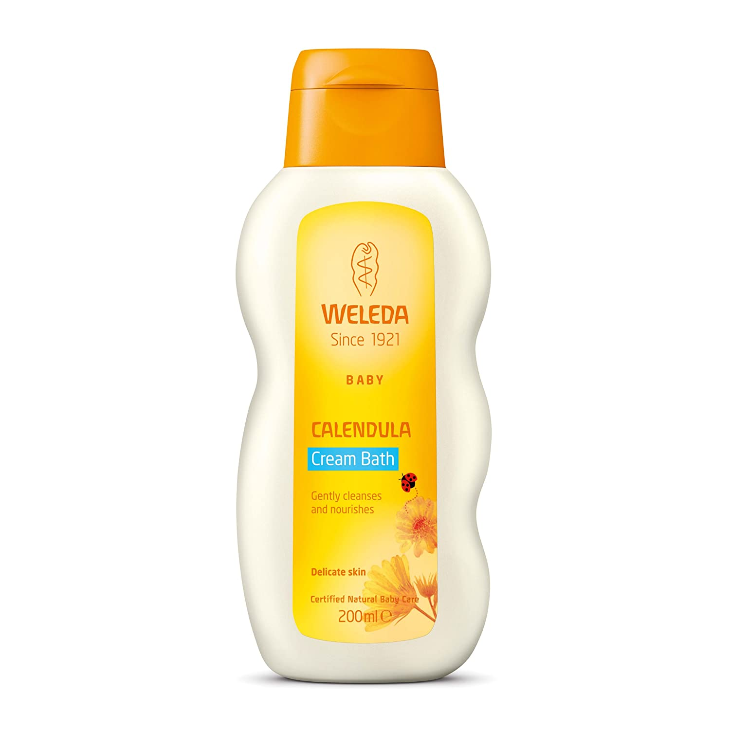 weleda baby cream