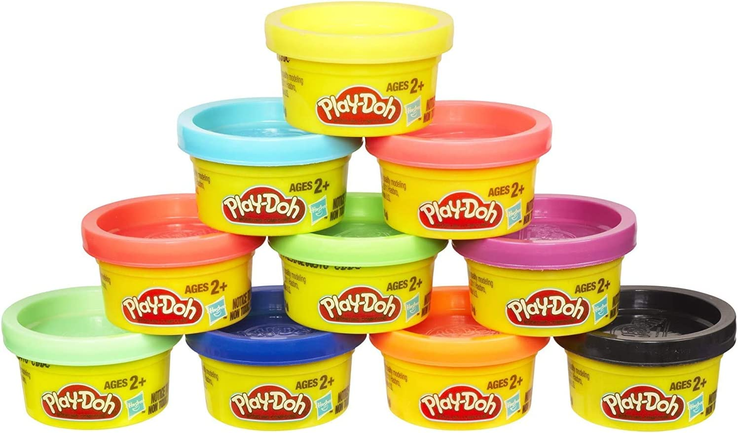 PD Play Doh Nickelodeon Rescue Marshall Play Set Play Doh Party Pack Bundle
