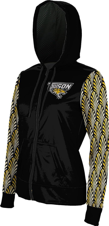 ProSphere Towson University Girls Zipper Hoodie School Spirit Sweatshirt Deco
