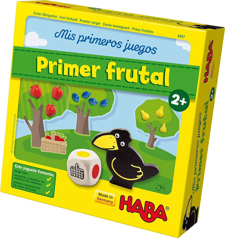 HABA Juegos: Primer frutal-ESP (4997): Amazon.es: Juguetes y juegos