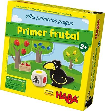 Comprar HABA Juegos: Primer frutal-ESP (4997)