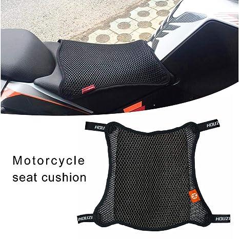 Zay - Funda universal para asiento de moto de 36 x 32 cm ...
