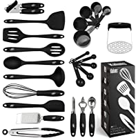 Deals on 24 Piece Kaluns Non-Stick and Heat Resistant Kitchen Tools