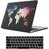 "iLeadon MacBook New Pro 13"" Case 2016-2019 Release A2159/A1989/A1706/A1708 Rubberized Hard Shell Case Cover+Keyboard…"