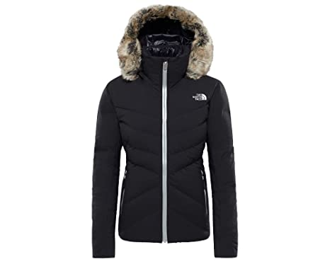dd3c2a162ec Amazon.com: The North Face Women's Cirque Down Jacket TNF Black ...