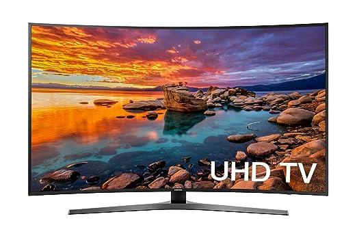 劳工节特价!三星65寸4K超高清智能曲面电视仅$999!