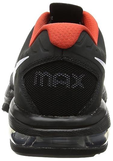 New Nike Men's Air Max Full Ride TR 1.5 Cross Trainer Black/White/Orange 9:  Amazon.ca: Shoes & Handbags