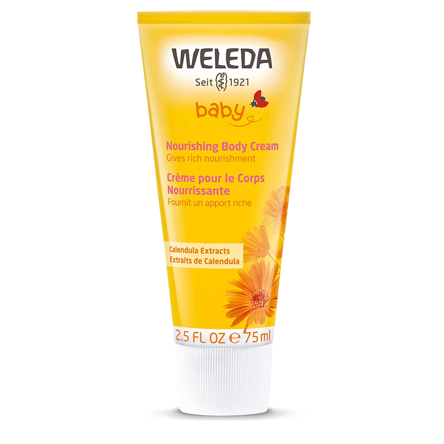 Calendula Nourishing Body Cream