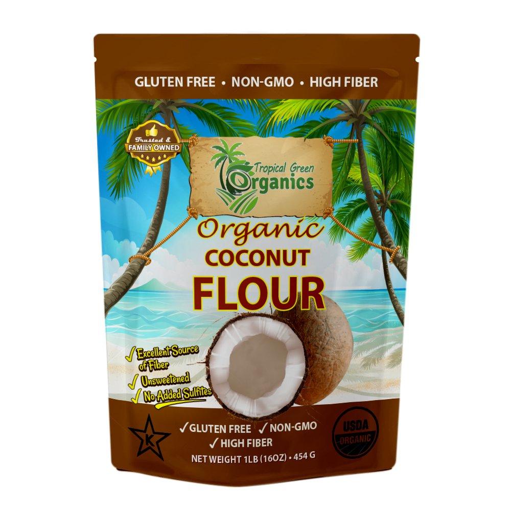 Amazon.com : 16 oz Organic Almond Flour Powdered Gluten
