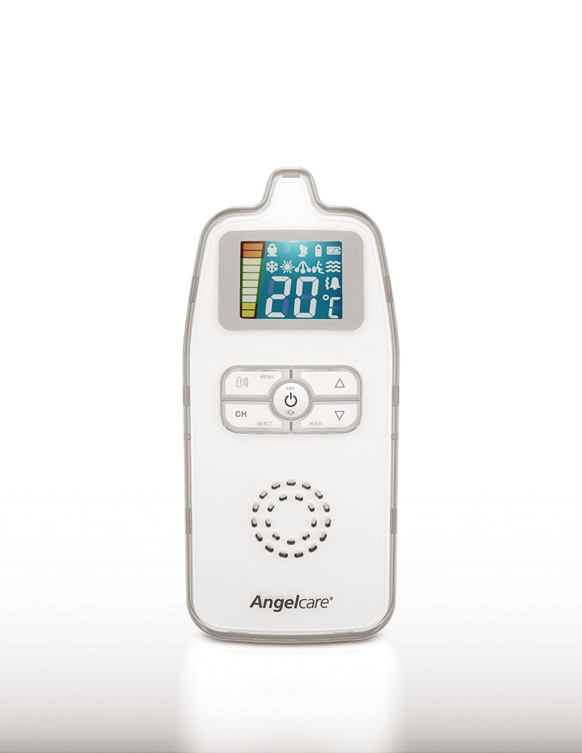 Angelcare AC403 Baby Movement Monitor, with Sound AC5403