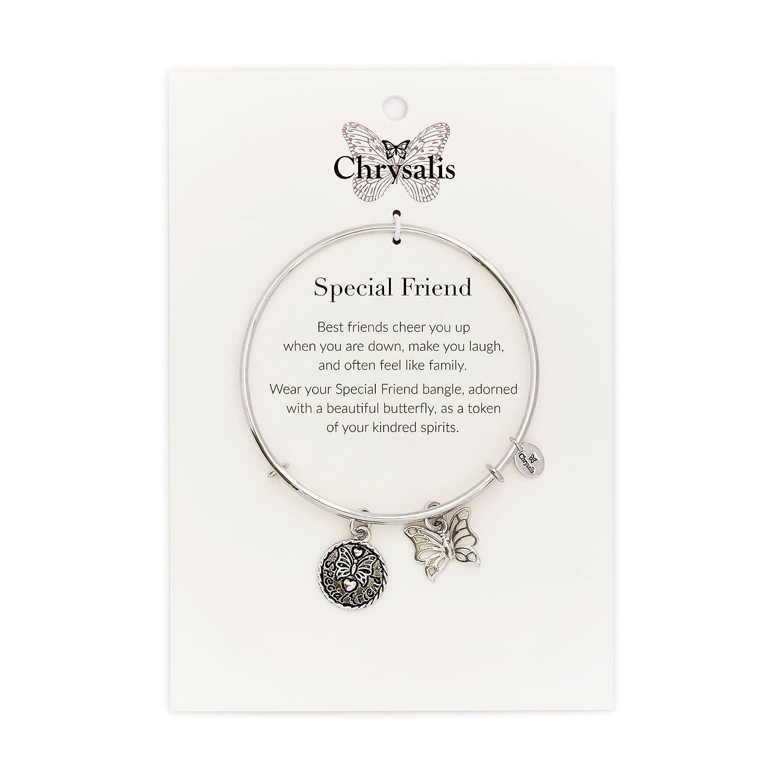 Chrysalis Bracelet Best Friends Expandable Bangle 100/% Original
