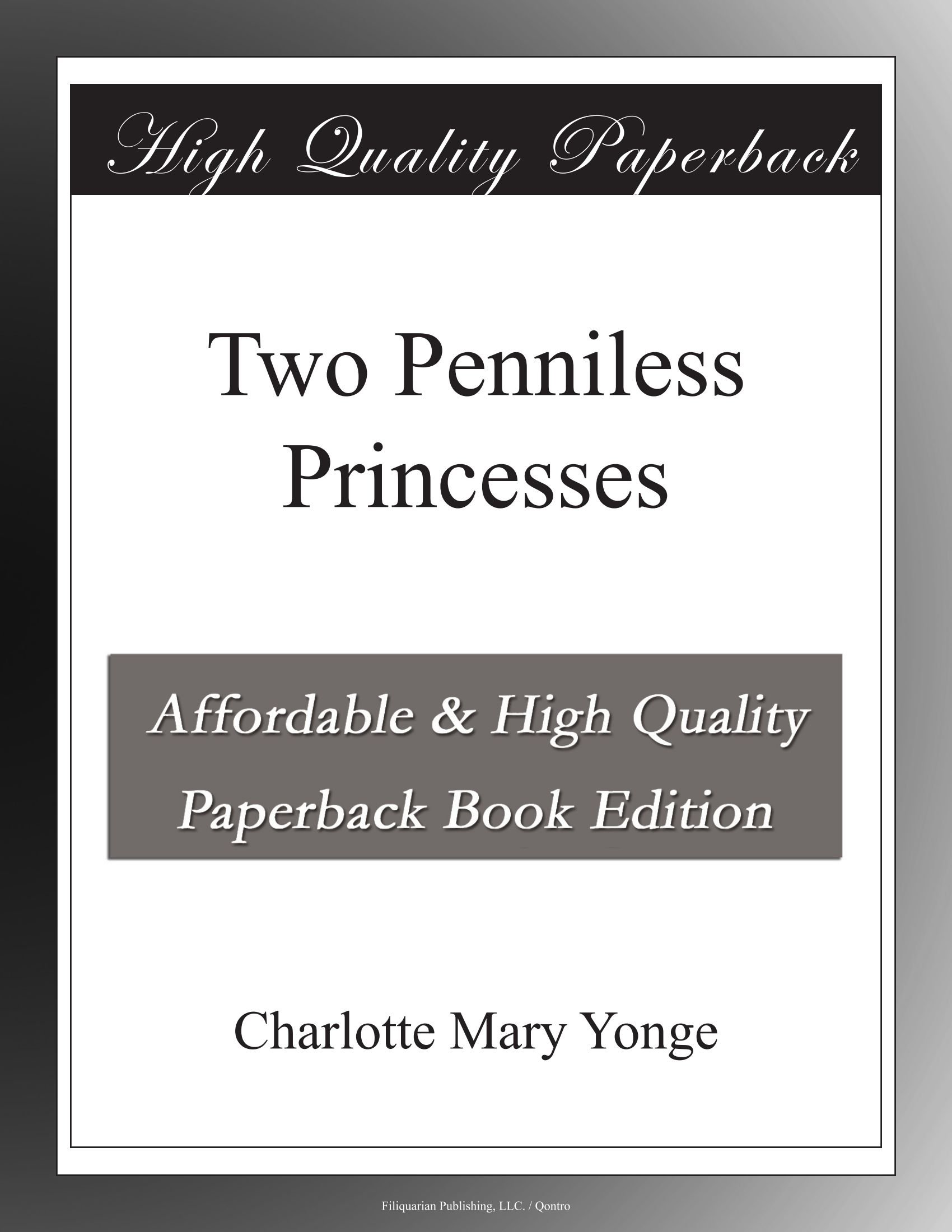 Download Two Penniless Princesses pdf epub