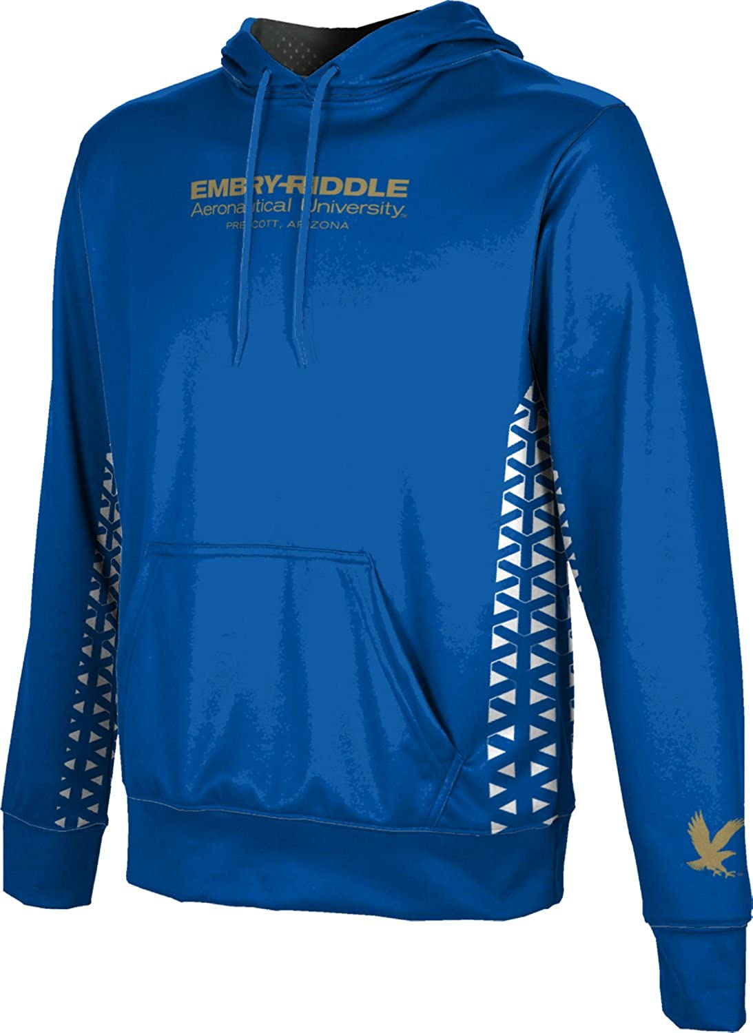 Geo ProSphere Embry-Riddle Aeronautical University Prescott Boys Pullover Hoodie