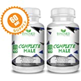 Male Enhancement - All Natural Complete Male Formulated to Increase Performance, Size, Stamina, Libido and Energy Levels, 2 MONTH SUPPLY, A Safe Alternative To Prescription Pills,Made In USA