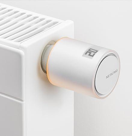 Netatmo Válvulas capacitivas para radiador, Nav-IT: Amazon.es: Bricolaje y herramientas