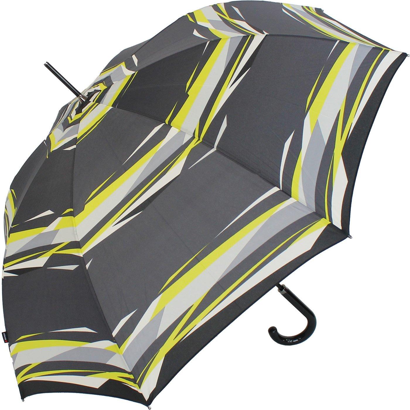 Knirps parapluie automatique verre citrine femme