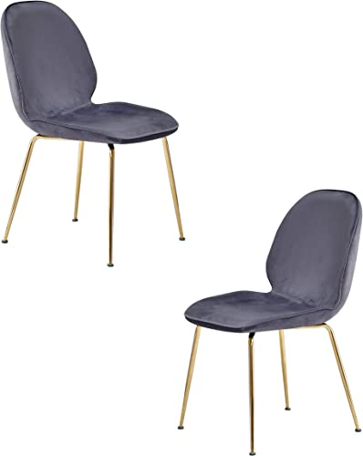Best Master Furniture Tara Velvet Dining Chair