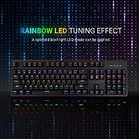 ABKONCORE True 100% Anti-Ghosting Mechanical Keyboard K595