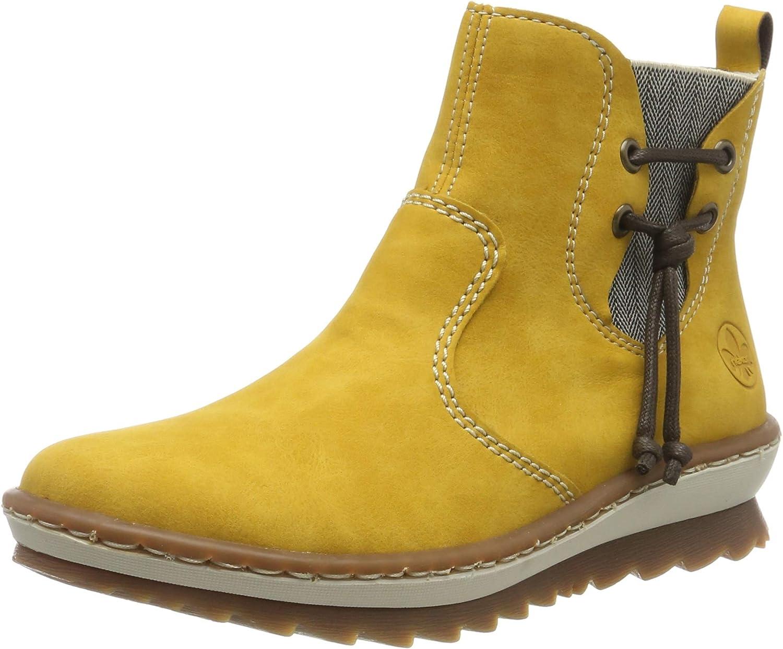 Rieker Damen Z8691 Chelsea Boots: : Schuhe QEkKn