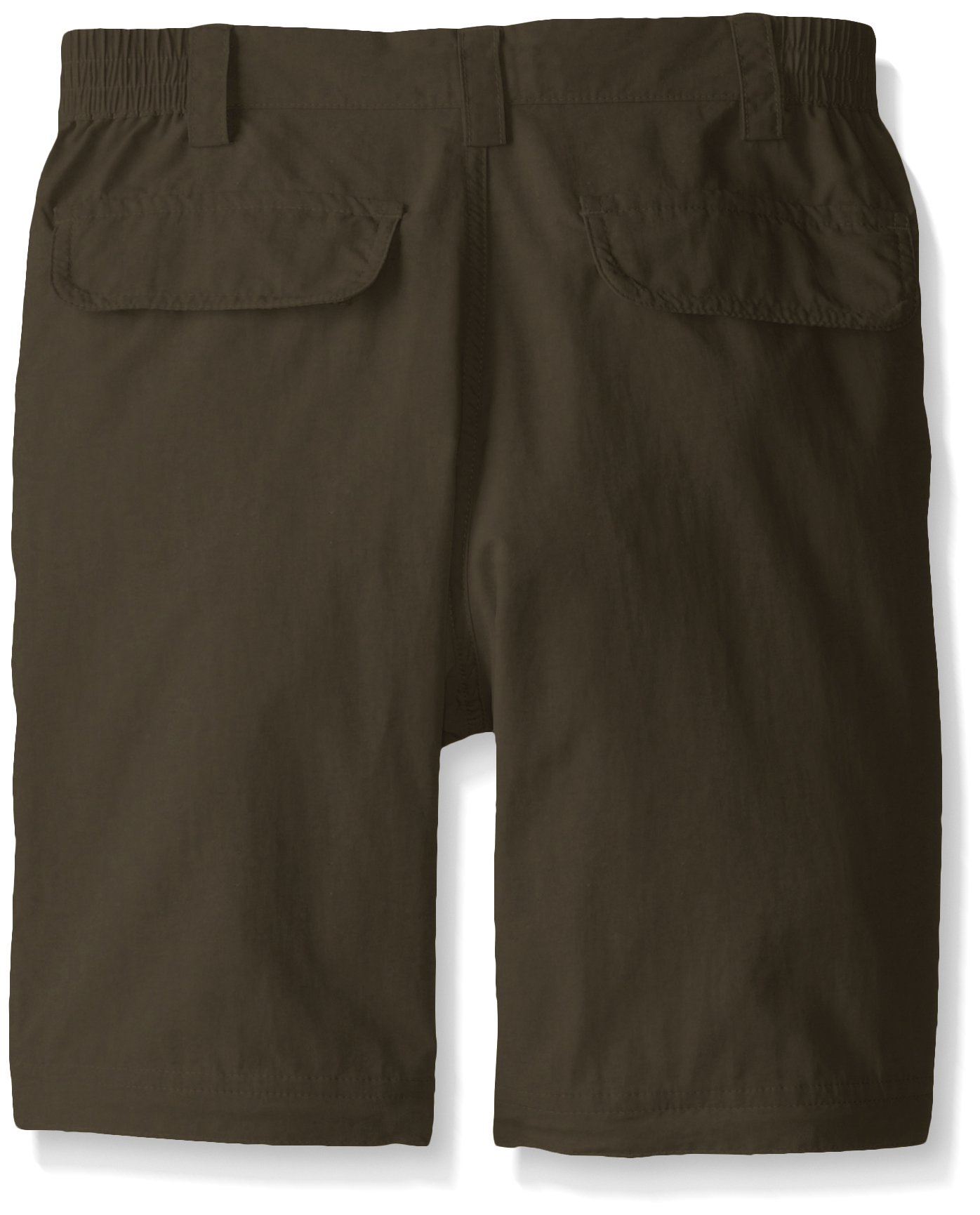 White Sierra Youth Trail Convertible Pants, Dark Sage, Large by White Sierra (Image #2)