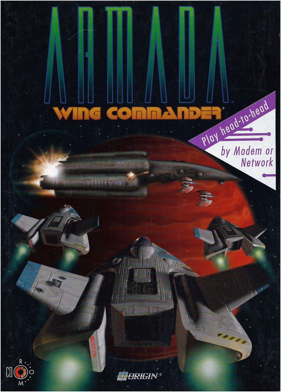 Wing Commander Armada Chris Roberts 0014633057300 Amazon Com Books