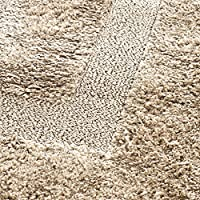 Safavieh Shadow Box Shag Collection SG454-1313 Beige Area Rug (86 x 12)