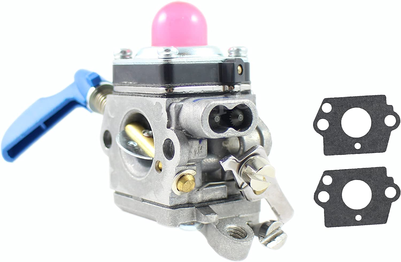 Replacement Carburetor for Craftsman Husqvarna Poulan Weed Eater String Trimmer