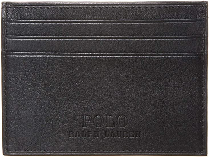 Ralph Lauren - Polo Funda para Tarjeta de Visita - Black: Amazon ...