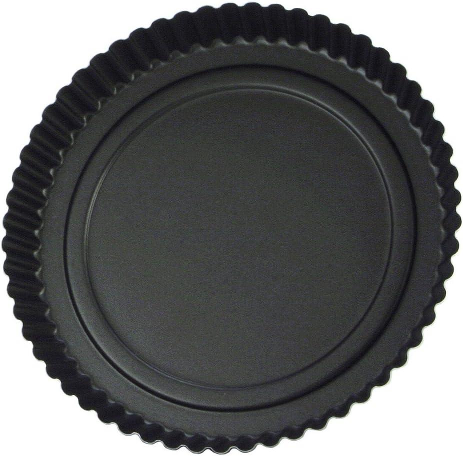Dulce Nero Altro 24 cm Grilo Stampo per Torte scanalato