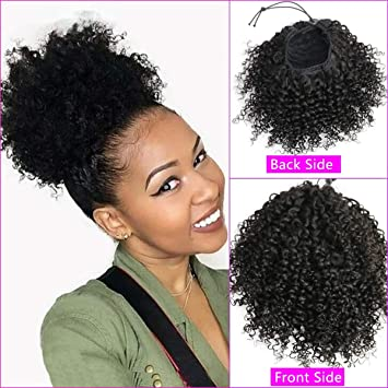 natural hair pieces for black women