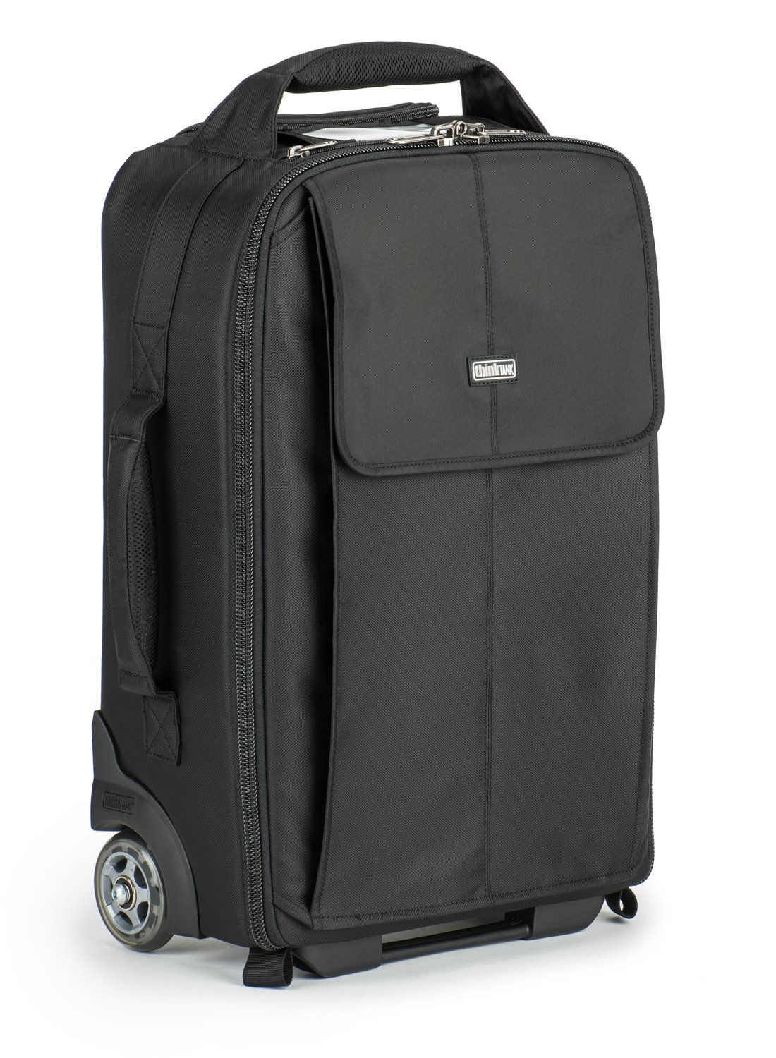 Think Tank Airport Advantage Carry-On Roller Bag for 2 DSLRs with Lenses Attached, 15'' Laptop