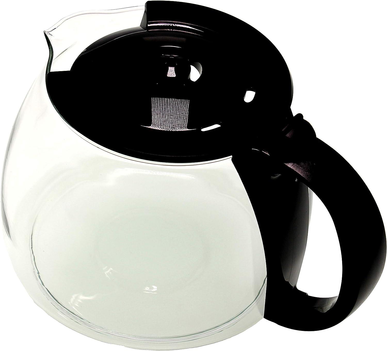 Verseuse en verre pour machine à café cg380810, cg380811 adagio Rowenta SS-201706: Amazon.es: Hogar