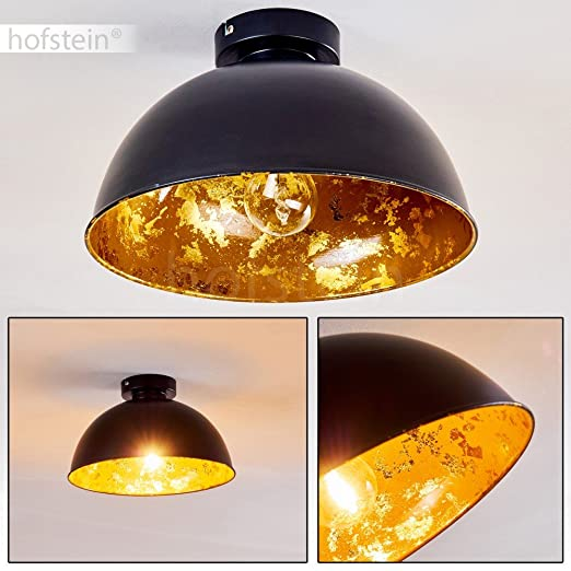 Pendant light nome in black and gold colour ceiling lighting for pendant light nome in black and gold colour ceiling lighting for kitchen living room aloadofball Images