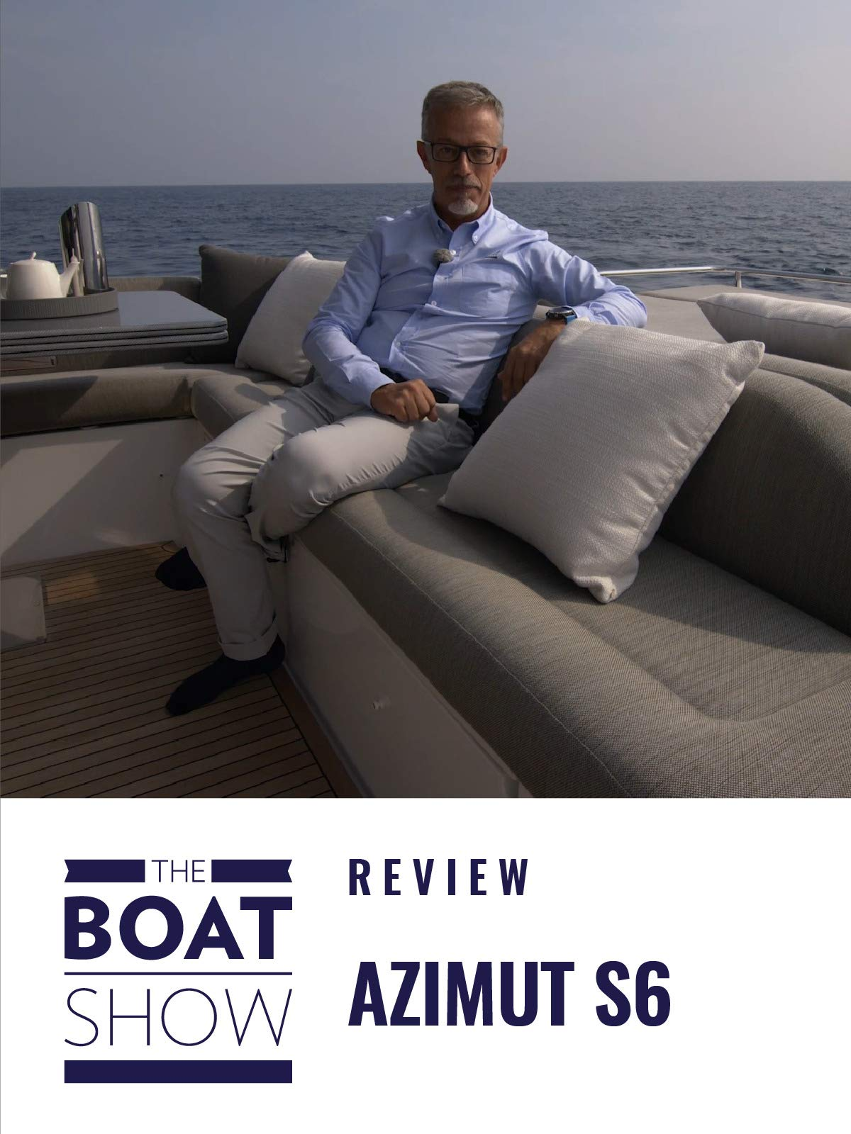 Clip: Azimut S6 - The Boat Show