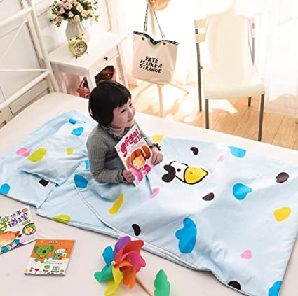 Alta calidad pura algodón – Saco de dormir para bebé Sacos de dormir de dibujos animados