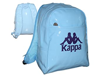 Kappa Berrin Backpack/mochila color azul claro - Aprox. 35 x 30 x 15 cm: Amazon.es: Deportes y aire libre
