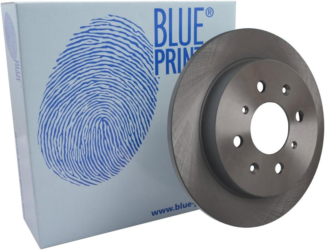 2 Bremsscheiben Blue Print ADH243115 Bremsscheibensatz