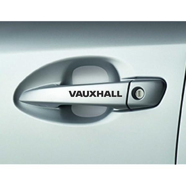 KIT Vauxhall Zafira B 2005+ V VINYL BUMPER PROTECTOR