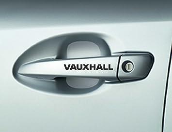 Meilleur Voiture Qualité Prix >> Lot De 6 Autocollants Vauxhall De Qualite Superieure Pour