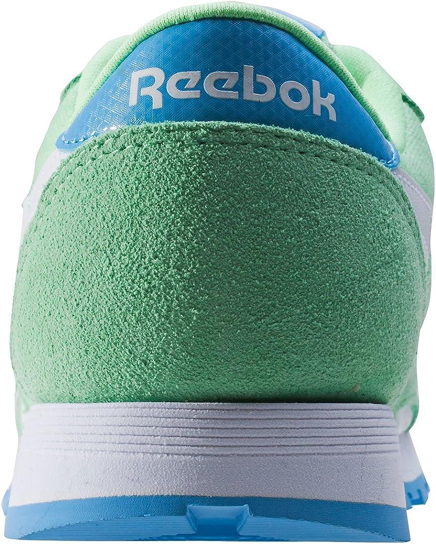 Reebok Cl Nylon Washed Sneaker Basses Femme