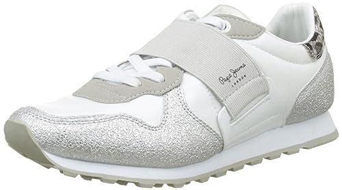 Amazon Mujer Verona Jeans Zapatos Elastic Y Pepe W es Zapatillas wxSY1nq6