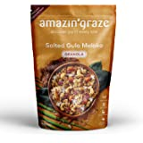 Amazin' GrazeSalted Gula Melaka Granola, Salted Gula Melaka, 250g