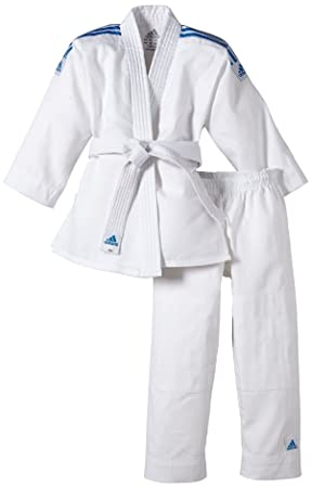 adidas Kids Evolution - Traje de Judo Infantil Talla:110/120 ...