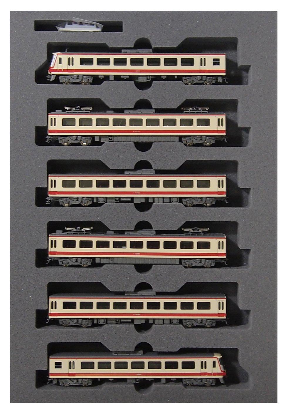 KATO Nゲージ 西武鉄道 5000系 レッドアロー 6両セット 10-1207 鉄道模型 電車 B00H4THCNI