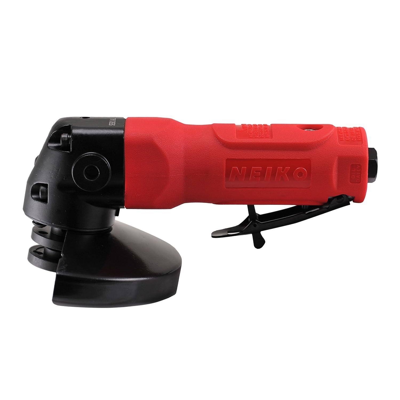 4 4 Ridgerock Tools Inc. Neiko 30111B Heavy Duty Air Angle Grinder